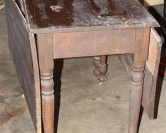 Antique Gate Leg Table - PROJECT PIECE