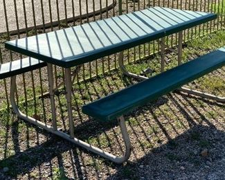 Lifetime Folding Picnic Table #2	29x55x72in	HxWxD