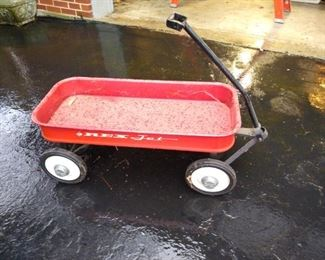 Vintage child's wagon
