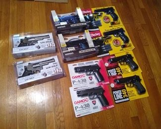 Air / Pellet guns NEW