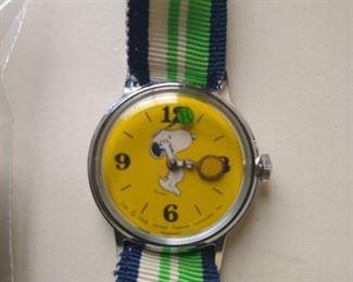 Rare Snoopy watch