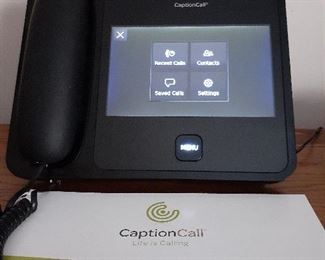 CaptionCall phone