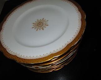 Cowell & Hubbard Plates