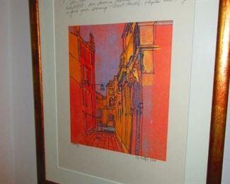 Phyllis Seltzer Print