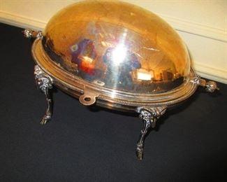 Victorian Bun Warmer, 19th c.