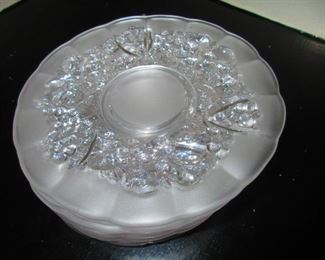 Molded Glass Plates