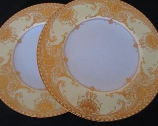 Royal Worcester Dishes for C.A. Selzer Cleveland