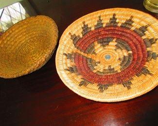 Ethnographic Baskets