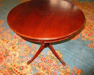 Duncan Phife Style Drum Table