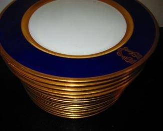 Warwick Dinner Plates