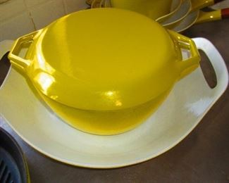 Enameled Cookware