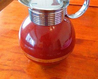 Art Deco Coffee Carafe