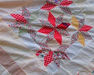 Detail of Antique Quilt