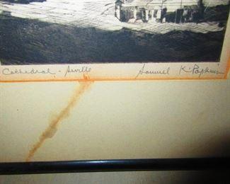 Signature, Samuel K. Popkins