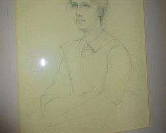 Portrait by Anthony J. M. Sznna