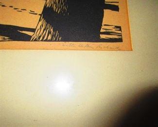 Signature - Walter De Boise Richards
