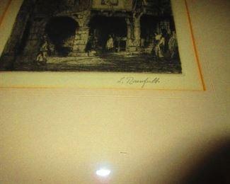 Signataure L. Rosenfield