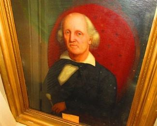 Portrait of Thomas Morgan (1743-1810)