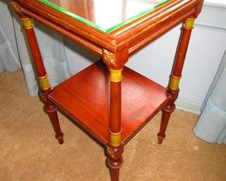 Vintage Lamp Table