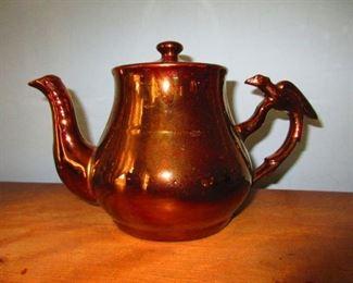 Luster Ware Teapot