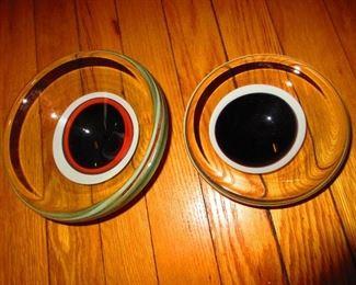 Art Glass Bowls by Reisbach