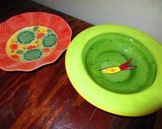 Studio Pottery Bowls