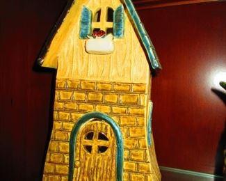 Studio Pottery Fairy House
