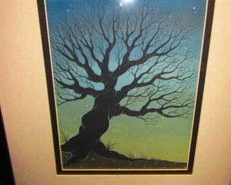 R.S. Havilland - Tree Print