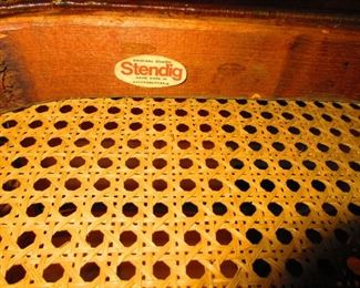 Mark on Stendig Chairs