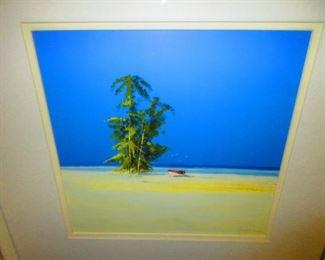 John Horsewell - Painting of Sea