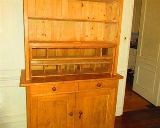 19th Century Pine Cabinet