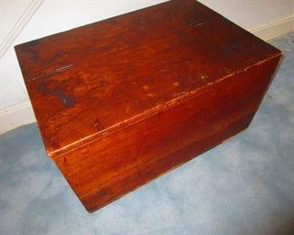 Antique American Box