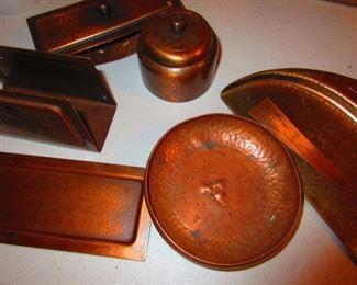 Roycroft & other Copperware
