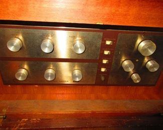 Harmon Kardon Tube Pre Amplifier