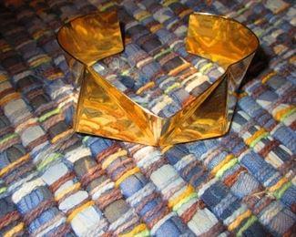 14k Gold Cuff