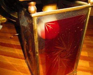 Detail of Chinoiserie Lantern