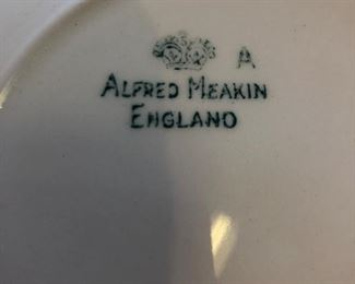 Alfred Meakin England Dishes