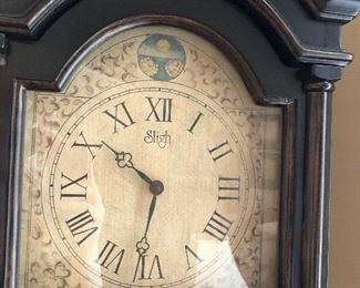 clock with storage