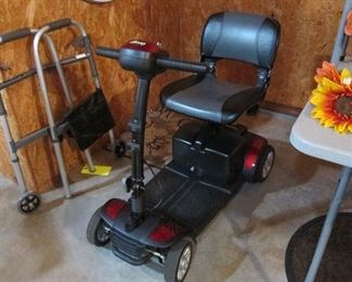 Drive Spitfire scooter, great condition
