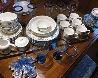 Pfaltzgraph set of china