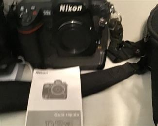 Nikon 3X – 24MP Camera