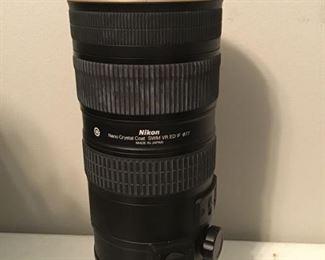 Nikon 28 – 200 Lens