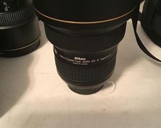 AFS Teleconverter Lens