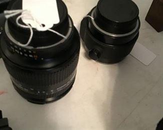 Nikon 80 – 200 2.8 Lens