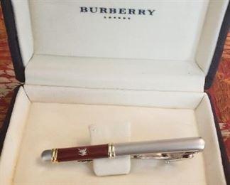 Burberry Tie Pin