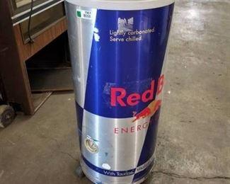 Red Bull Branded Cooler