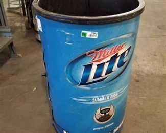 Miller Lite Branded Cooler