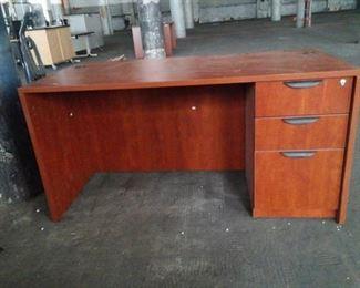 Composite Desk w/ Drawers