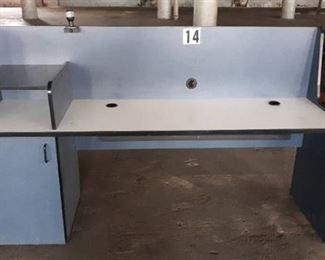 Desk Workstation w/ Electric