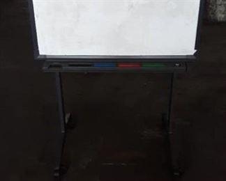 SMART Board on Rollling Stand
